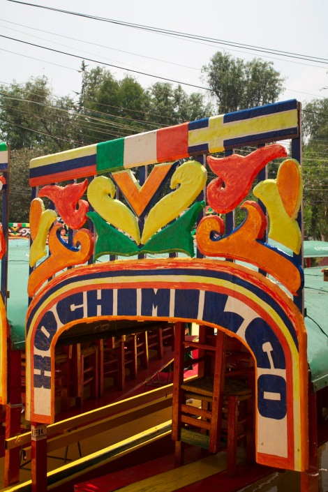 From the floating markets of Xochimilco