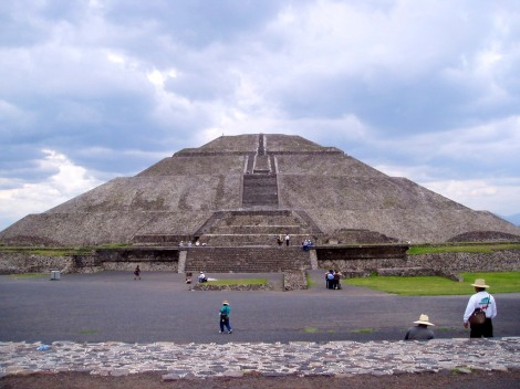 Teotehuacan, Temple of the Sun
