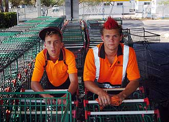 trolley boys