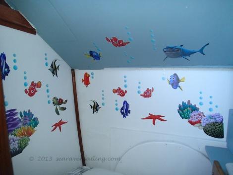 Nemo aquarium!